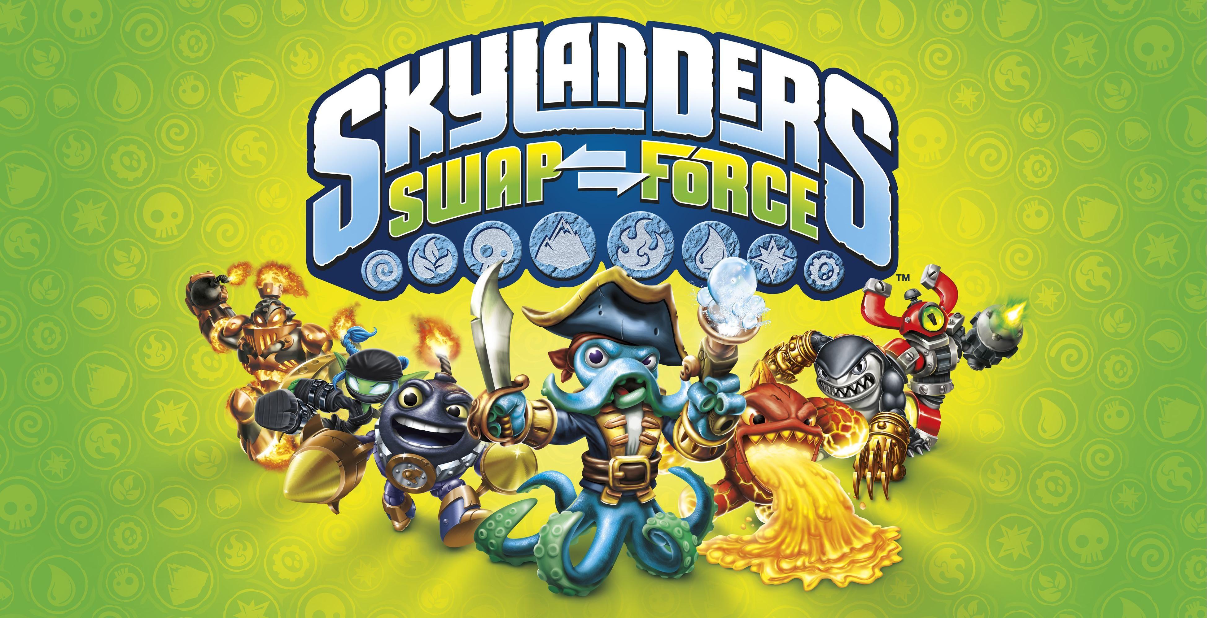 how to play skylanders swap force