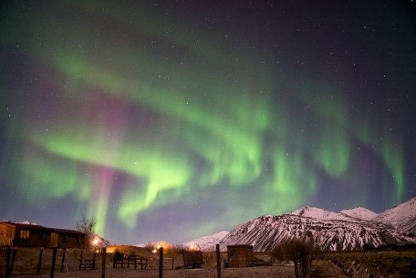 Interesting Facts About Iceland: Northern Lights (Aurora) In Iceland