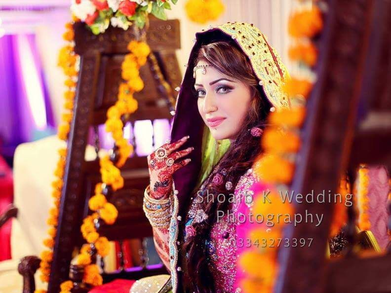 Mehndi Bridal Photoshoot : Shoaib k photography wedding of mehndi brides