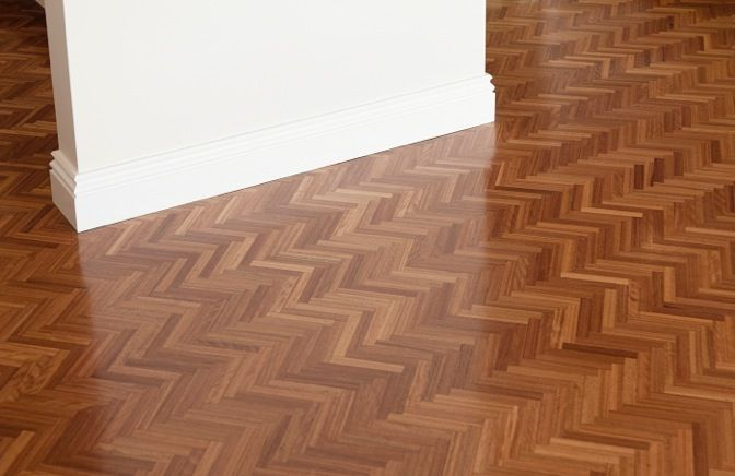 Parquetry Floor Mosaic Flooring