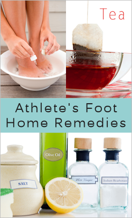 natural treatment for athletes foot