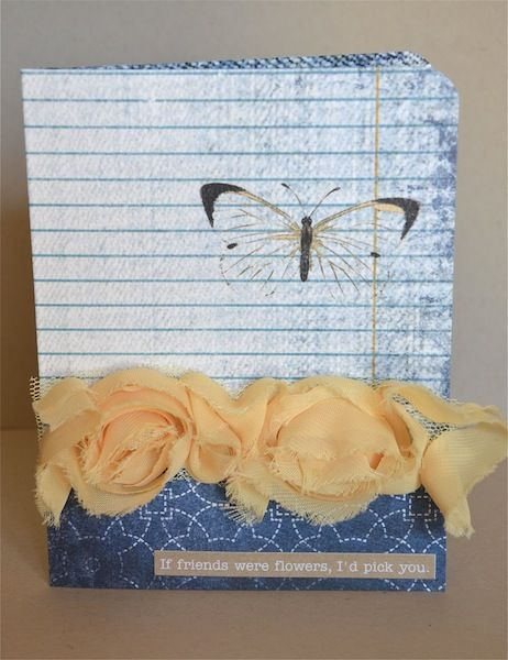 Authentique Paper card by Darla Weber