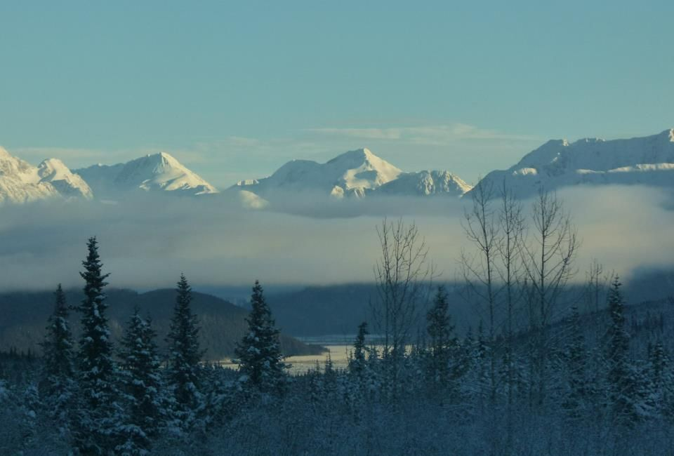 Photo by bill cody taken on drive from anchorage to