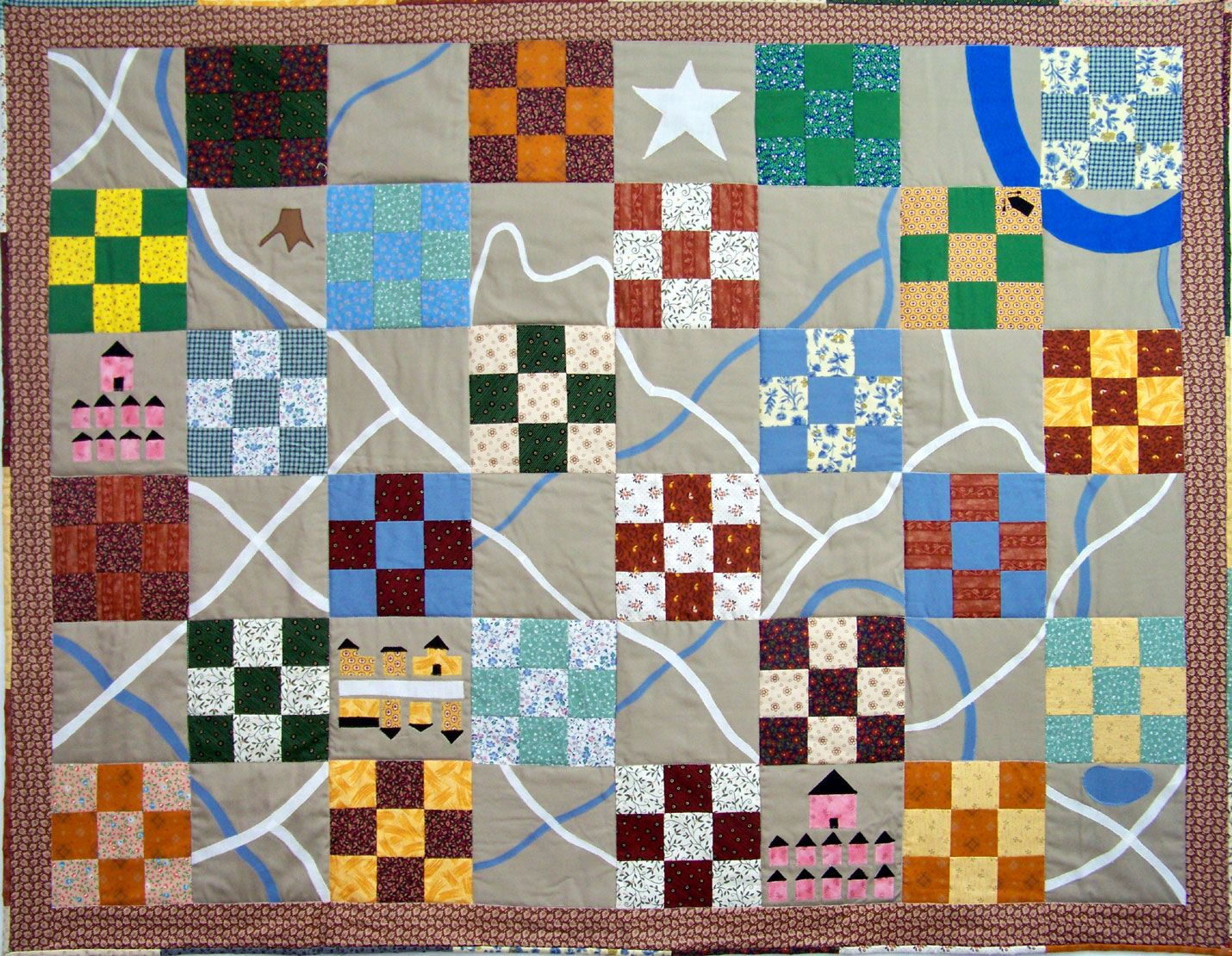 Storybook Sweetclara Freedom Quilt Quilts Book Extentions