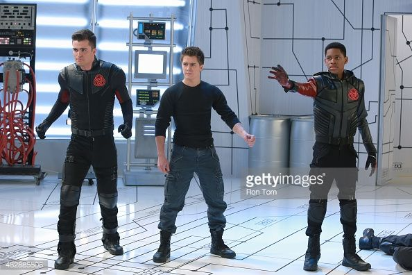 lab rats bionic island bionic action hero promo - Google Search