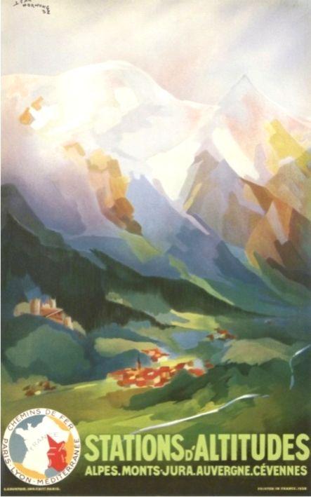 1932 Stations d'Altitudes 01