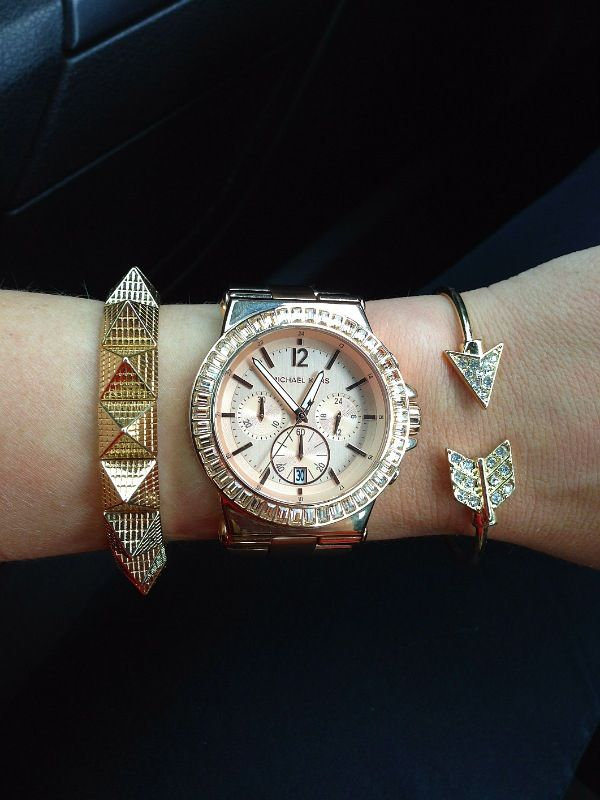 Simple arm candy <3