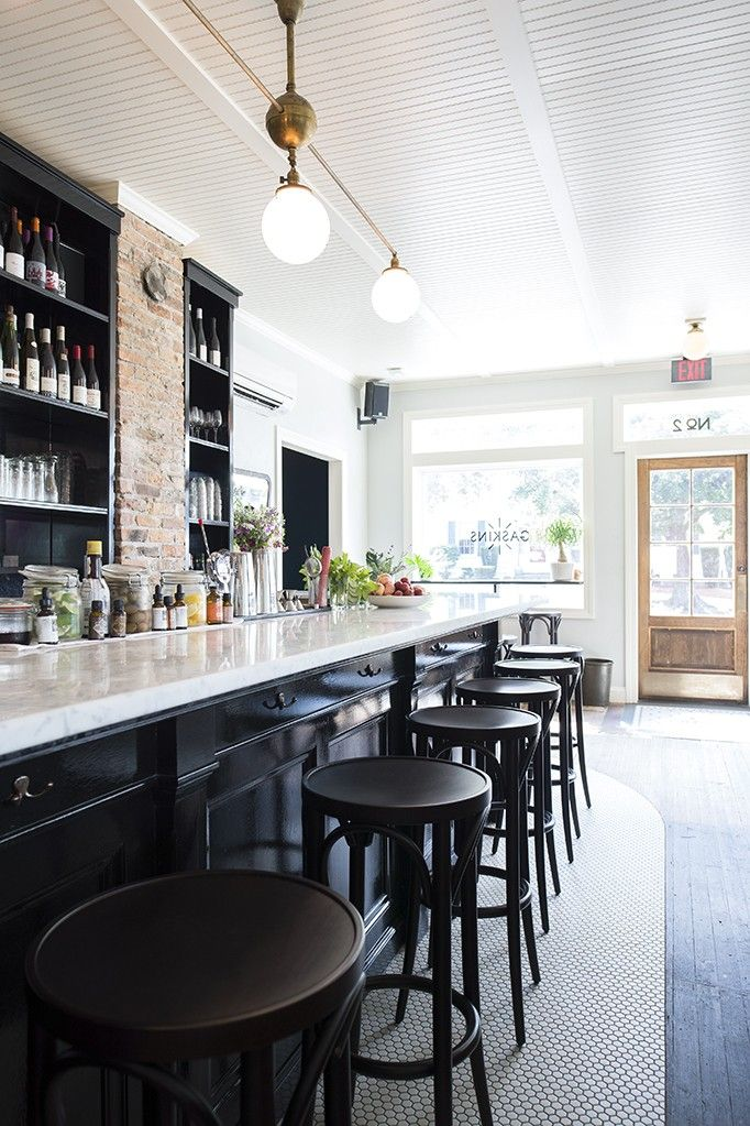 A Homey (but Subtly Luxe) Restaurant in Columbia County