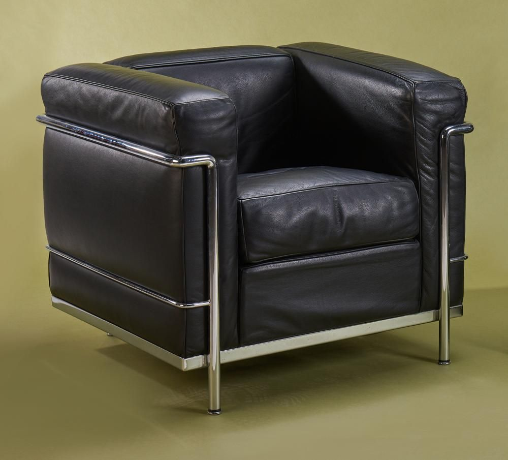 Le Corbusier Lc2 Chair For Cassina 의자