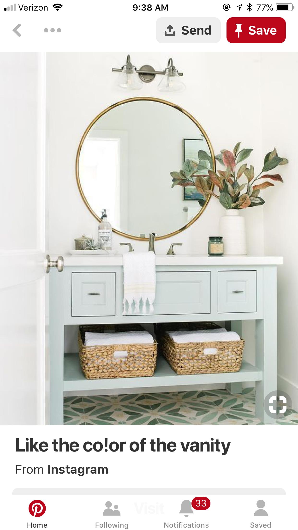 Pin By Greer Haseman On Ideas For Gigi S House Bathroom Inspiration Interior Home Decor