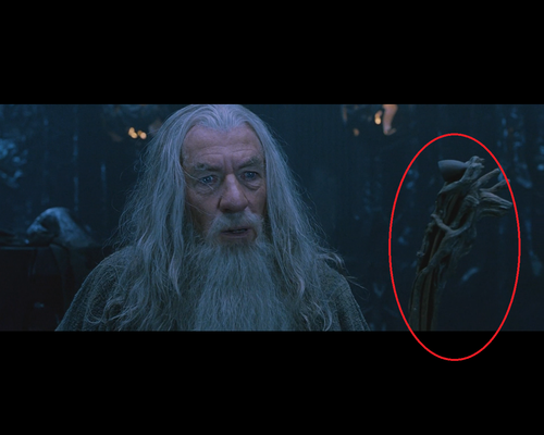 That Moment When You Realize Gandalf Keeps His Pipe In His Staff