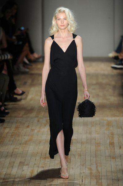 Jenny Packham at New York Fashion Week Spring 2015 - Runway Photos