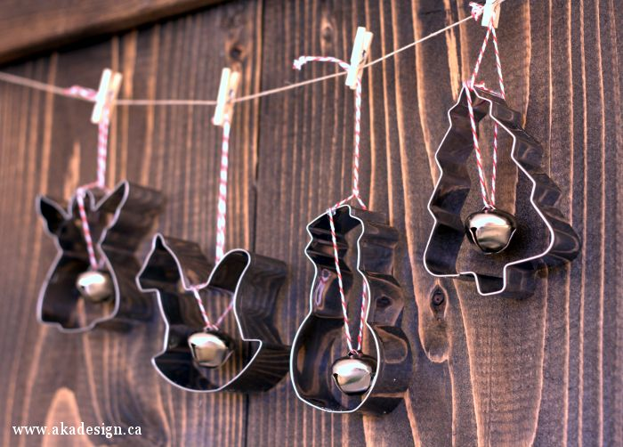 Photo of How to Make Easy Cookie Cutter Christmas Ornaments