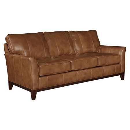 Broyhill Perspectives Leather Sofa At Joss Main