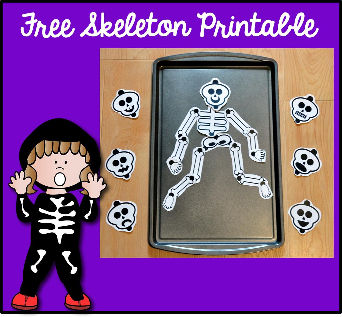 Build A Skeleton