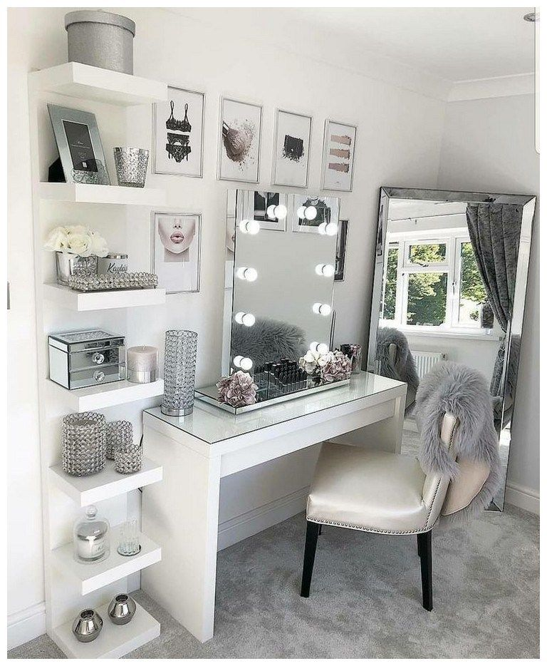 48 most popular makeup vanity table designs 23 images