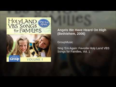 Sing 'Em Again: Favorite Holy Land VBS Songs for Families, Vol. 1 - YouTube