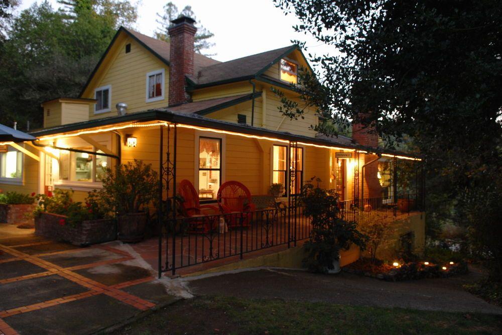Forestville Bed, breakfast, Sonoma hotels, Lodges
