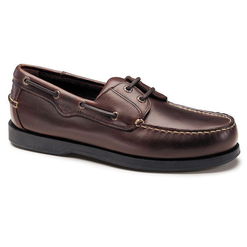 Dockers Castaway Men's Boat Shoes, Size: 14 Wide, Brown | Boat ...