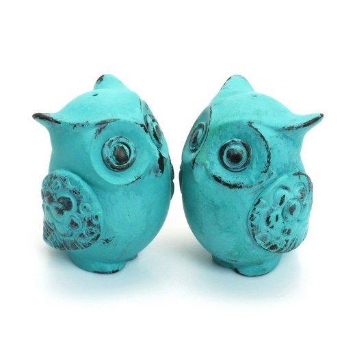 Vintage owls..