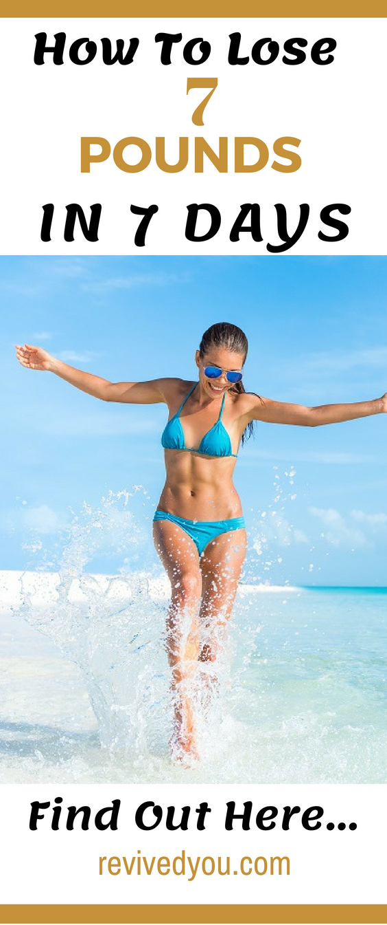 The Very Key To Dramatic Weight Loss - How To Lose 7 Pounds