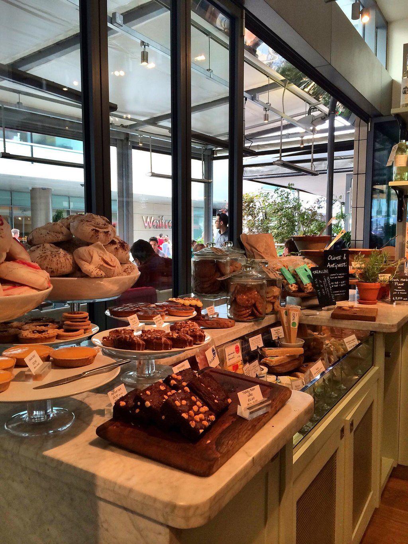 Carluccio's London, Westfield Restaurant Reviews