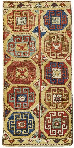 Konya 18th Carpet With Memling Gul Design Oriental Carpets In Renaissance Painting Wikipedia The Free