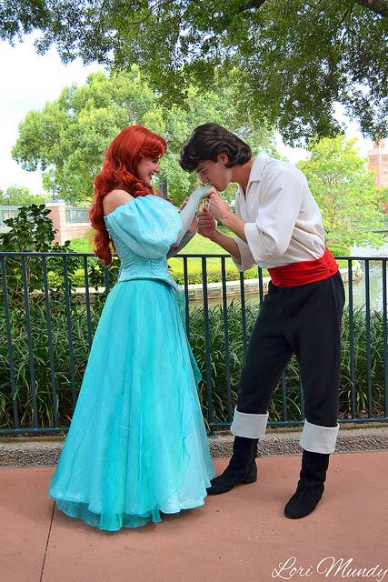 Ariel and Eric Ariel Face characters and Disney face characters