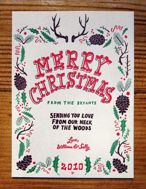 Love this #christmas Card!