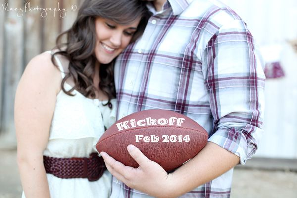 football announcement babies Pinterest – Football Birth Announcements