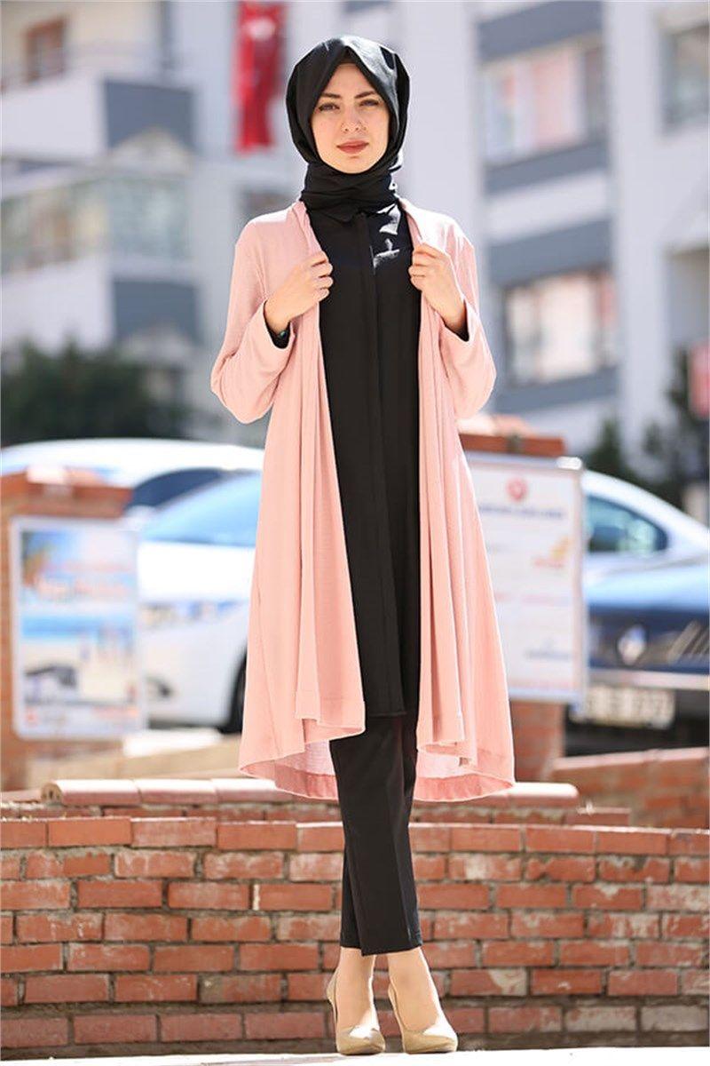 Penye Tesettur Hirka Modelleri Hirkalar Giyim Tunik