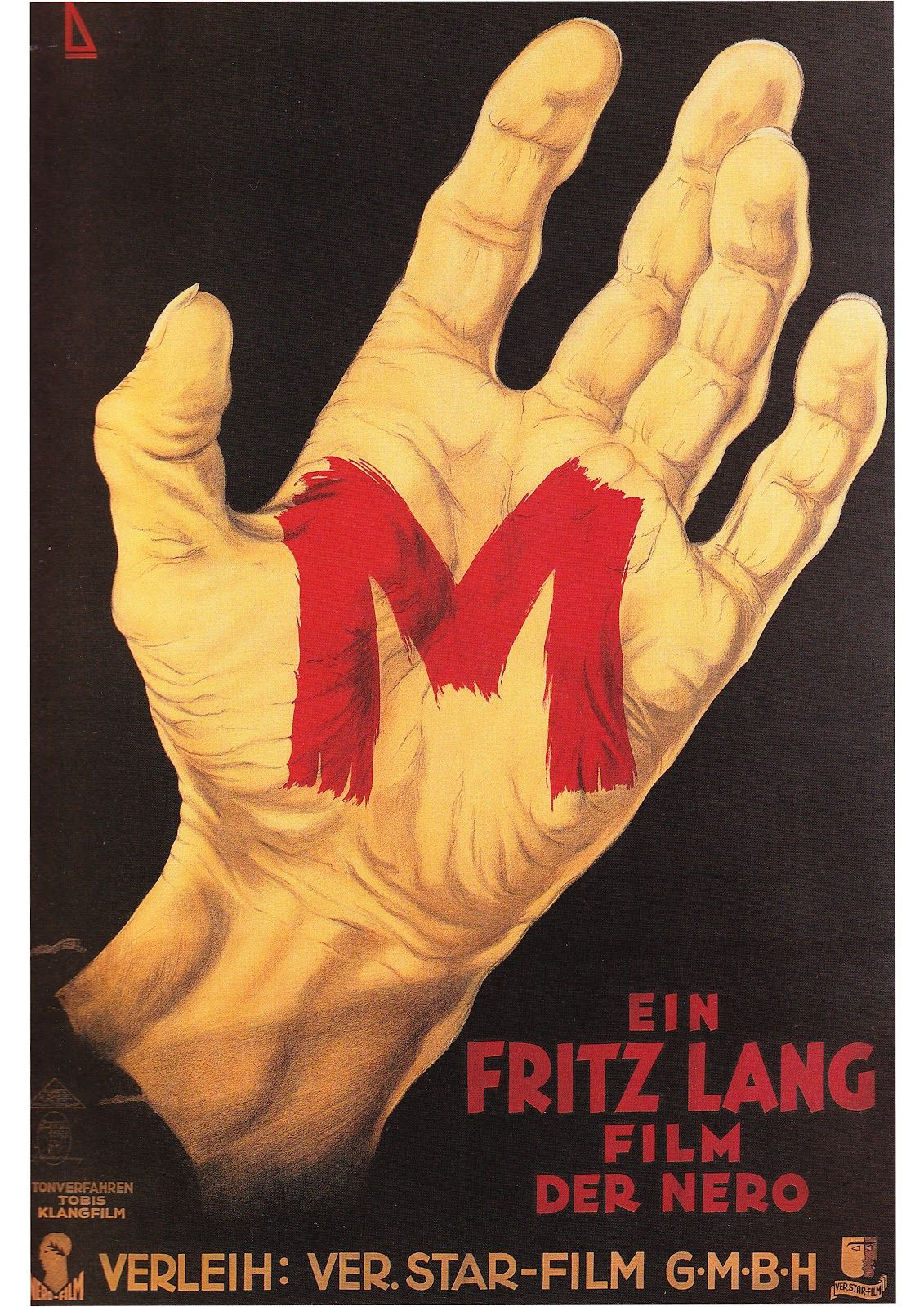 Image result for m 1931 poster