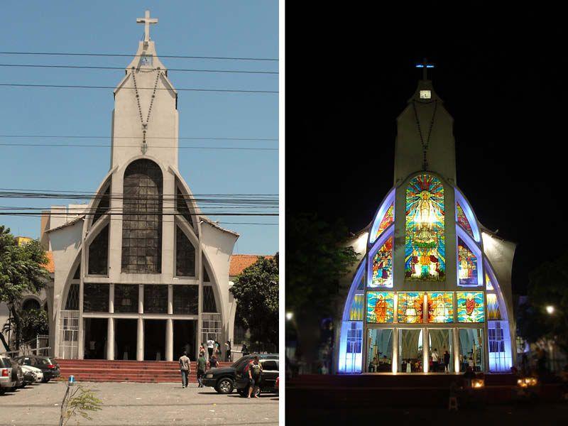 10 Melhores igrejas para casamento em Fortaleza