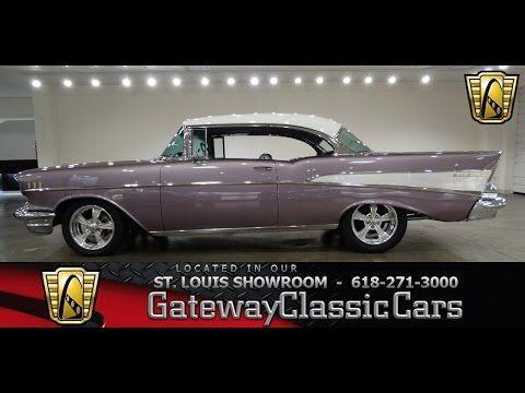 Youtube Classic Cars 1957 Chevrolet Chevrolet Bel Air