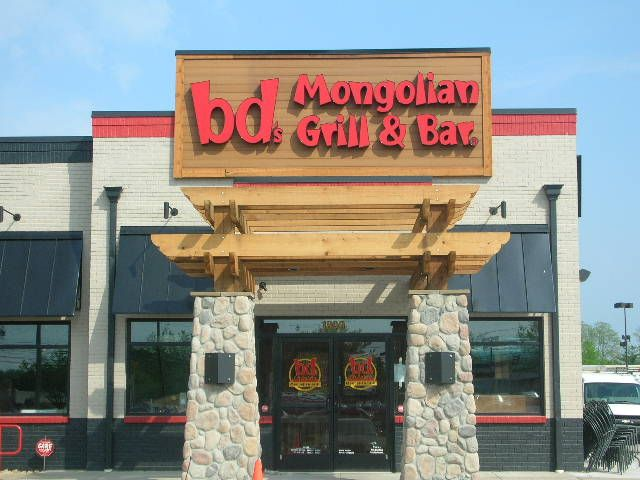Bd S Mongolian Grill Bar Channel Letter Sign Located In Louisville Ky Bdsmongoliangrillandbar Business Signs Outdoor Channel Letter Signs Commercial Signs