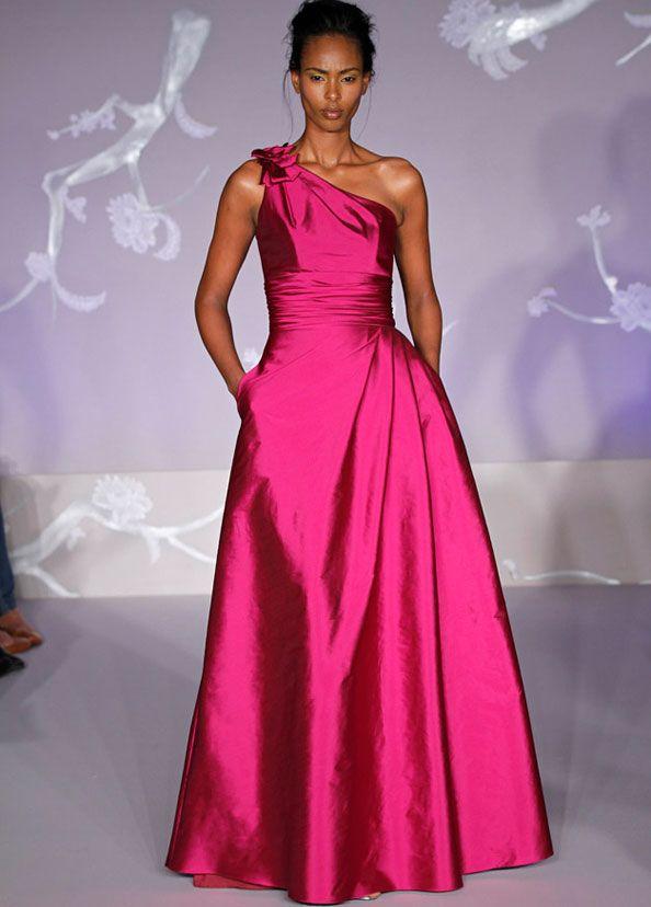 Taffeta Bridesmaids Dresses - Ocodea.com