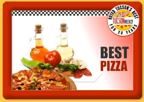 Magpie's Pizza, Tucson, AZ