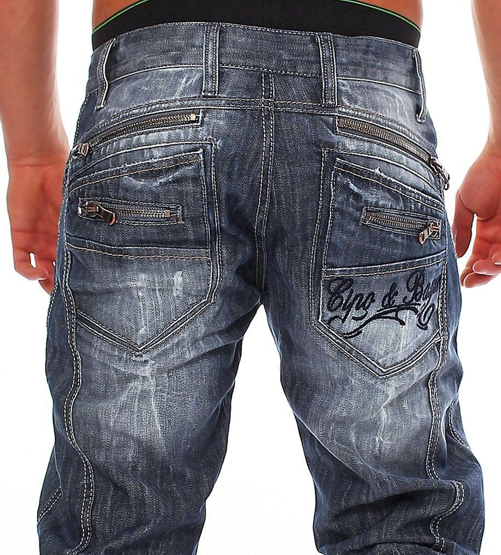 93d75c246708 ... Hose Mens Pants Jogging Freizeit RedBridge Kosmo Lupo. CIPO   BAXX Jeans  33 36  Amazon.de  Bekleidung