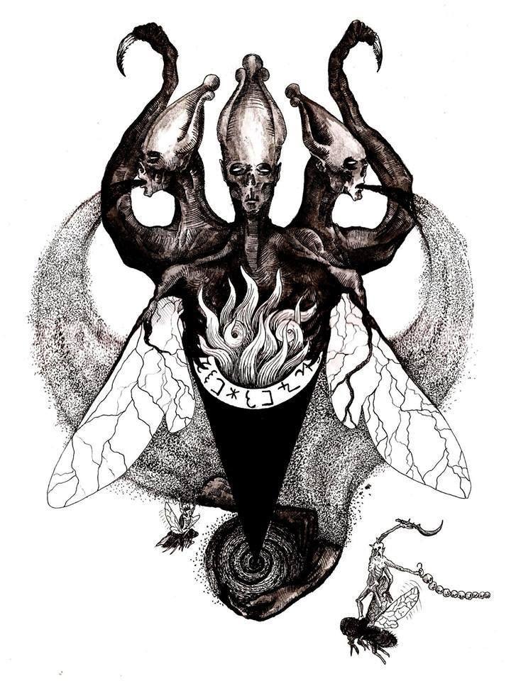Baal-zebub by Romulus Inferno Art | Demons, Goetic ... Baal Berith Demon