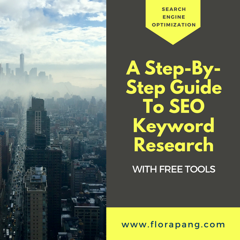 A Step-By-Step Guide To SEO Keyword Research With Free Tools