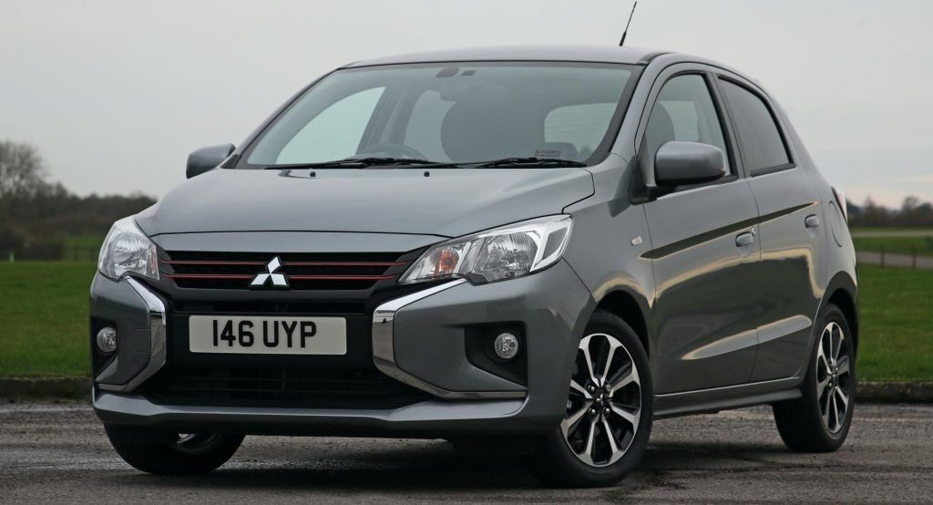 Facelifted 2020 Mitsubishi Mirage Arrives In The Uk With 750 Lower Base Price Mitsubishi Mirage Automotive News About Uk