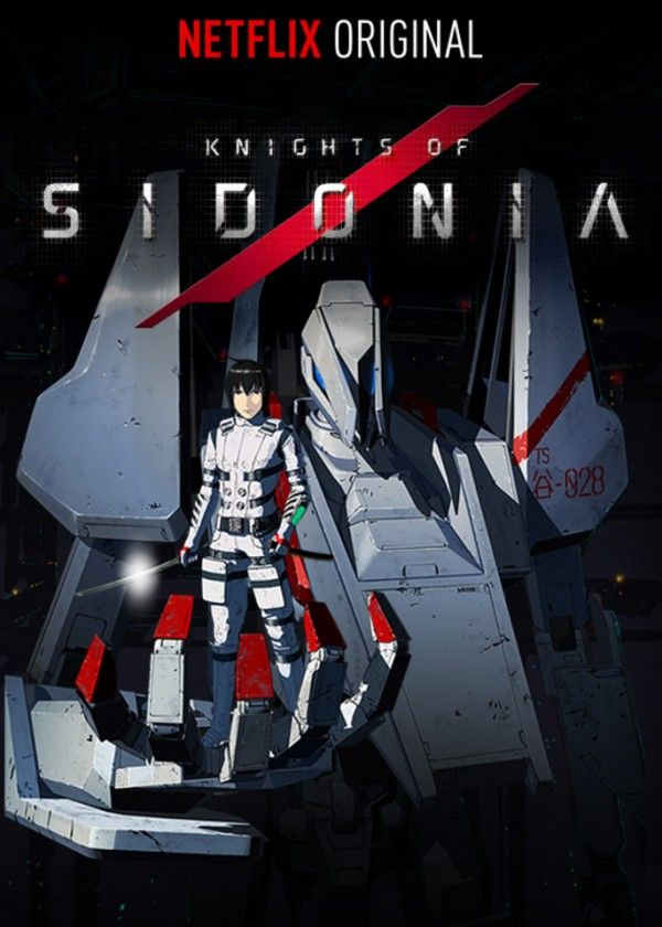Knights of Sidonia – Trailer for the new Netflix original anime series