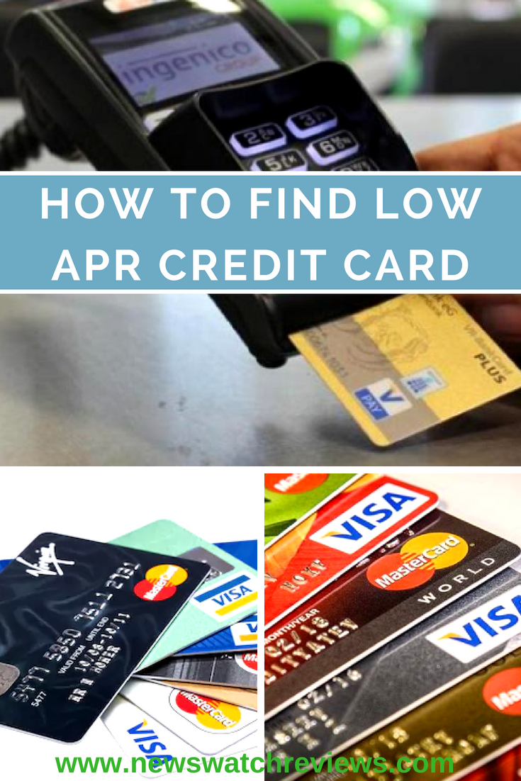 How To Find Low Apr Credit Card Starting Your Own Business