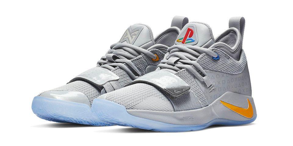 Nike paul george, Grey nike sneakers