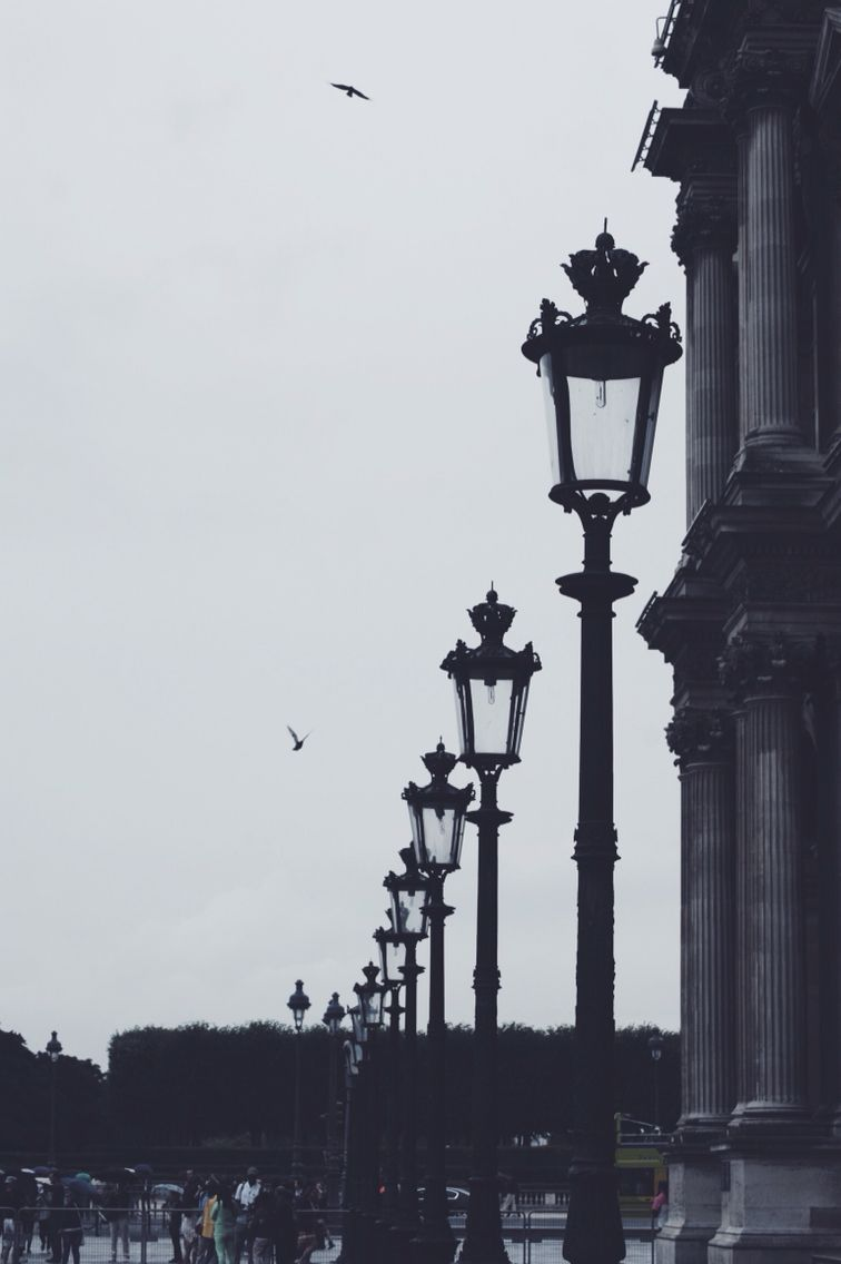 France, Paris.  June 2014. Louvre.