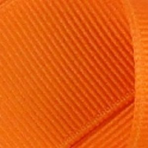 Spicy Orange ~ Solid Grosgrain Ribbon ~ 3in, 2in, 1 1/2in, 7/8in, 5/8in, 3/8in ~ https://squareup.com/market/princess-bubbles-boutique