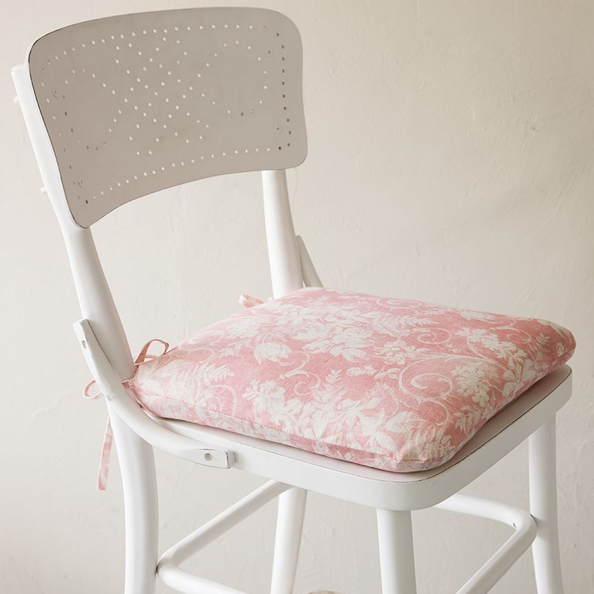 Rachel Ashwell Shabby Chic Couture Chair Pads | For the ...