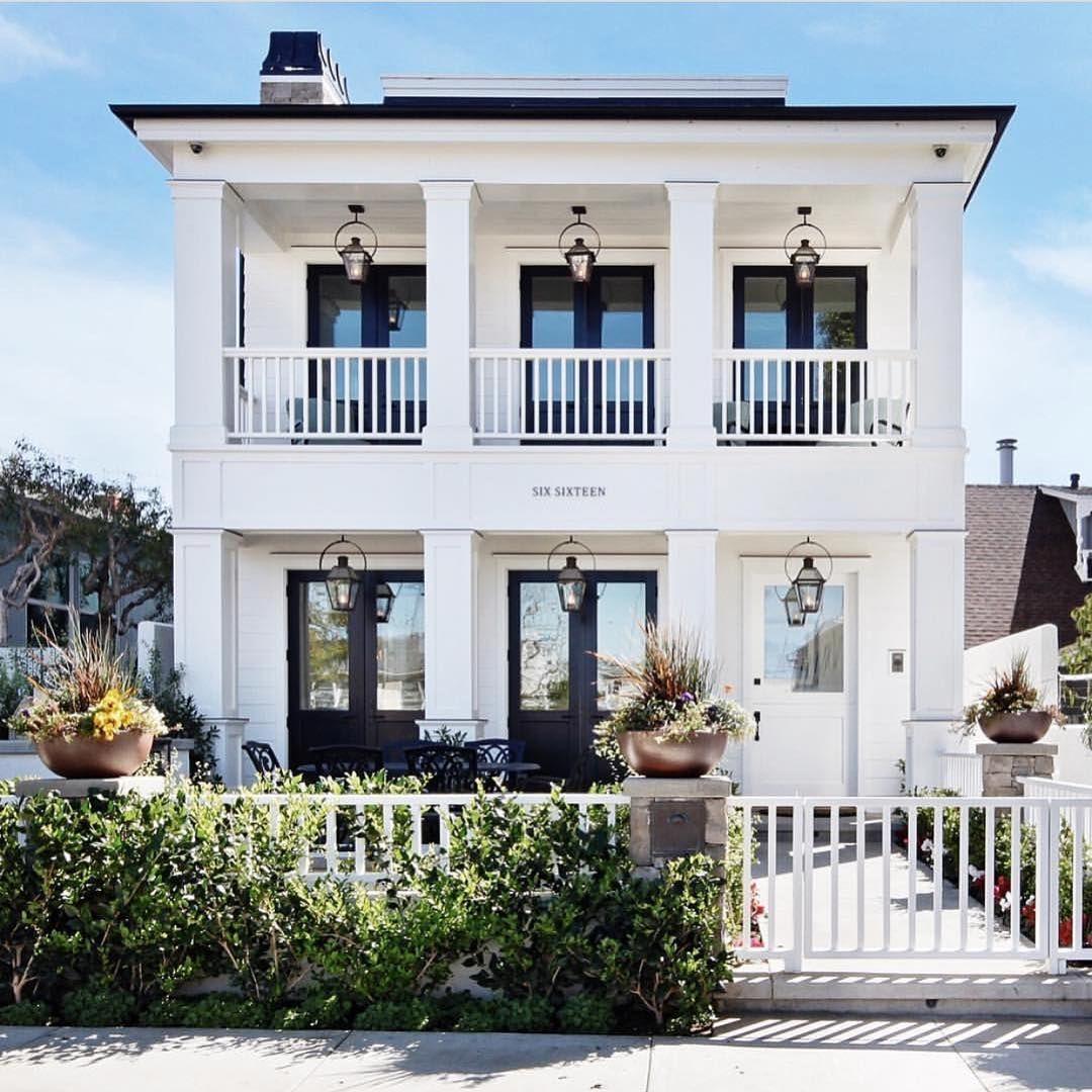 Modern Row House Plans: E X T E R I O R S