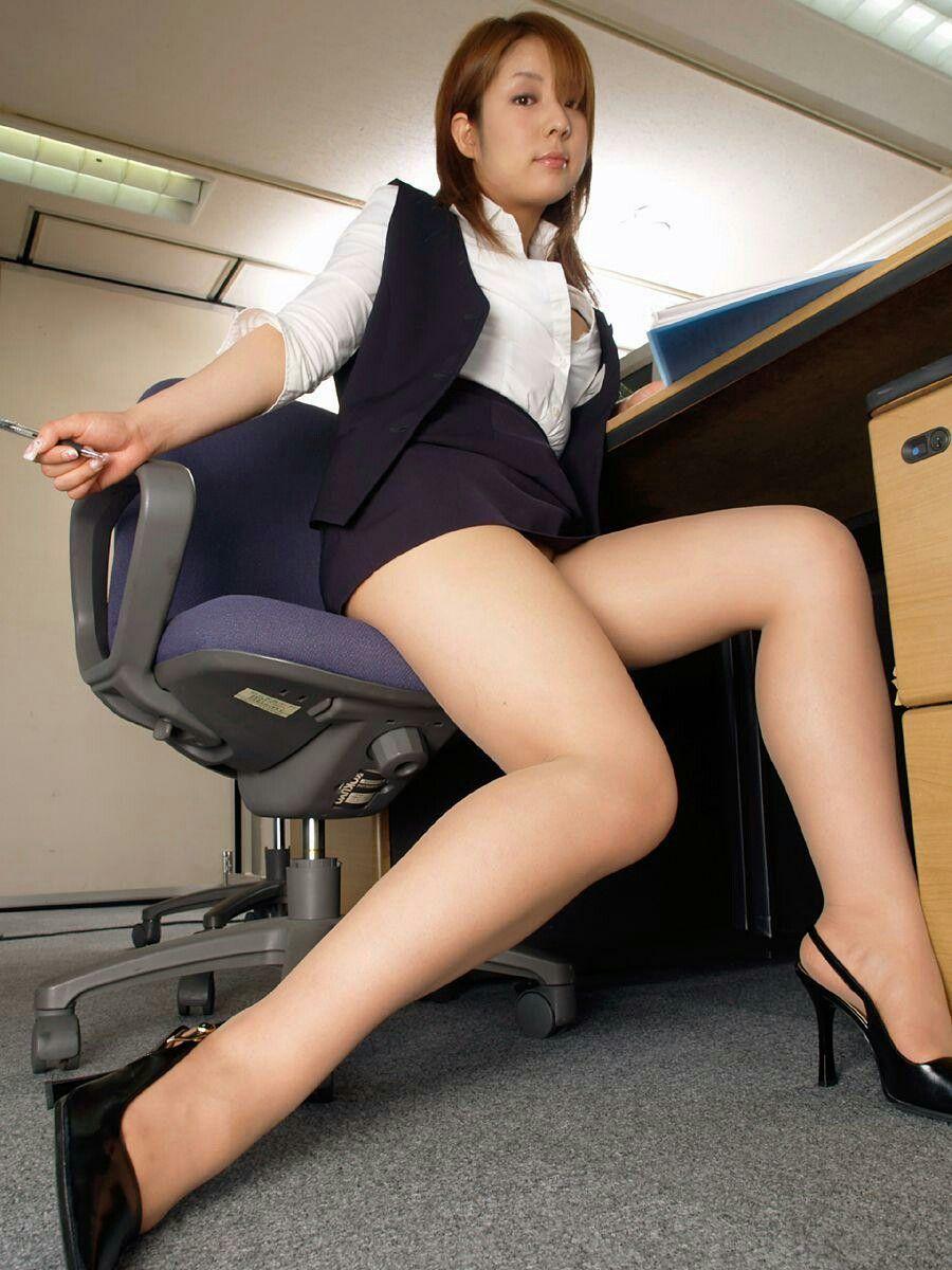 Sexy Secretary Fuck Office