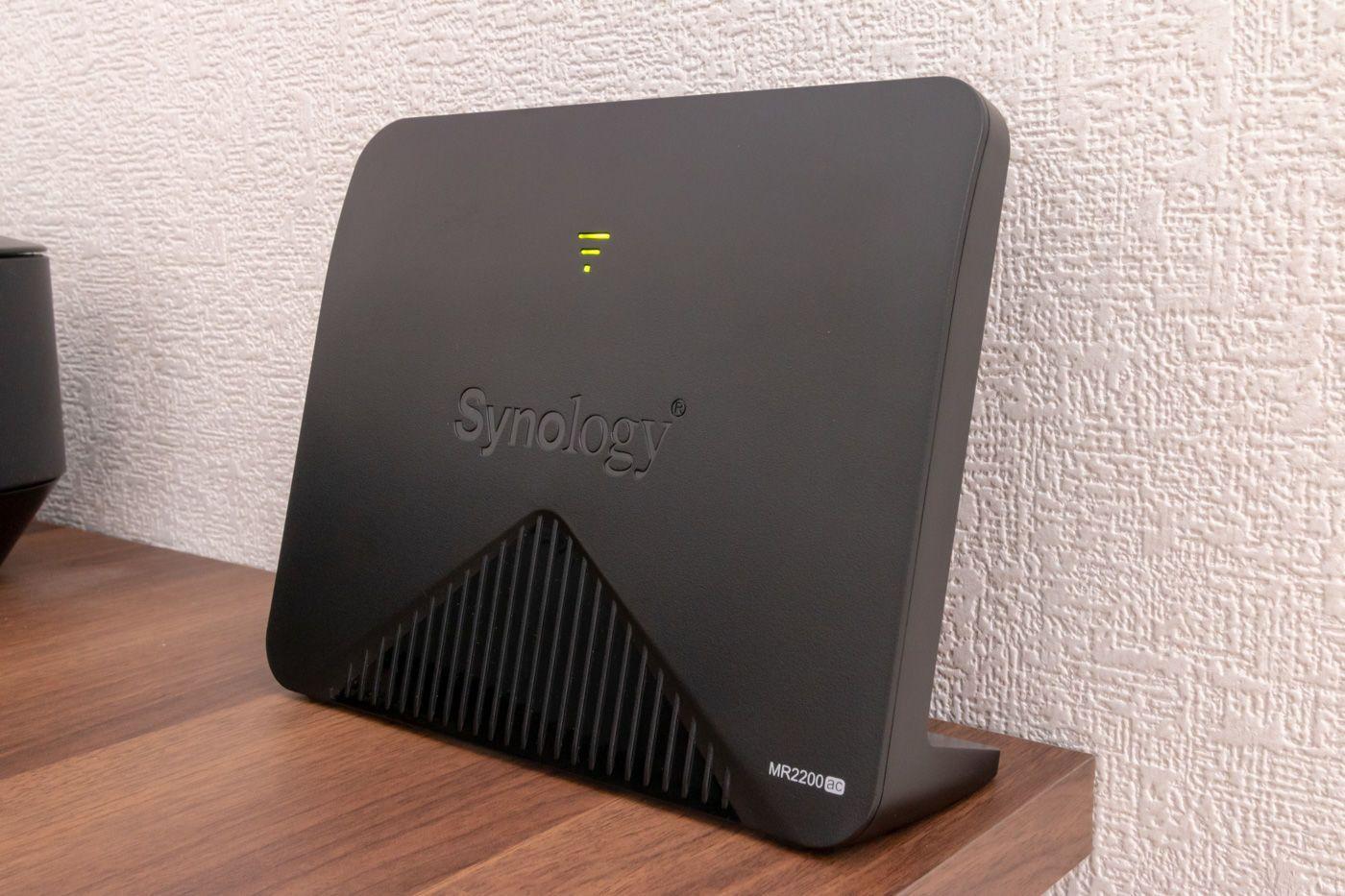 メッシュwi Fiも独自osで管理 Synologyのルーター Mr2200ac が機能